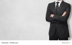 Stichschutzweste kann als Unterziehweste auch unter einem Anzug oder normaler Kleidung getragen werden.