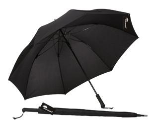 Der unbreakable Umbrella sieht aus wie ein herkömmlicher Regenschirm