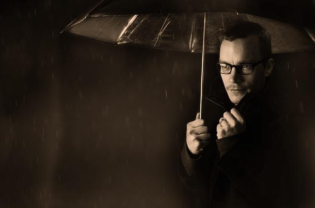 Selbstverteidigungsschirm-Regenschirm