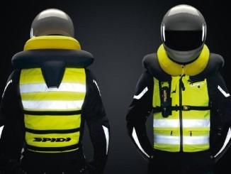 SPIDI Airbag-Weste T152