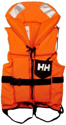 Helly Hansen Herren Rettungsweste NAVIGARE COMFORT, Fluor Orange, 60/90, 33800
